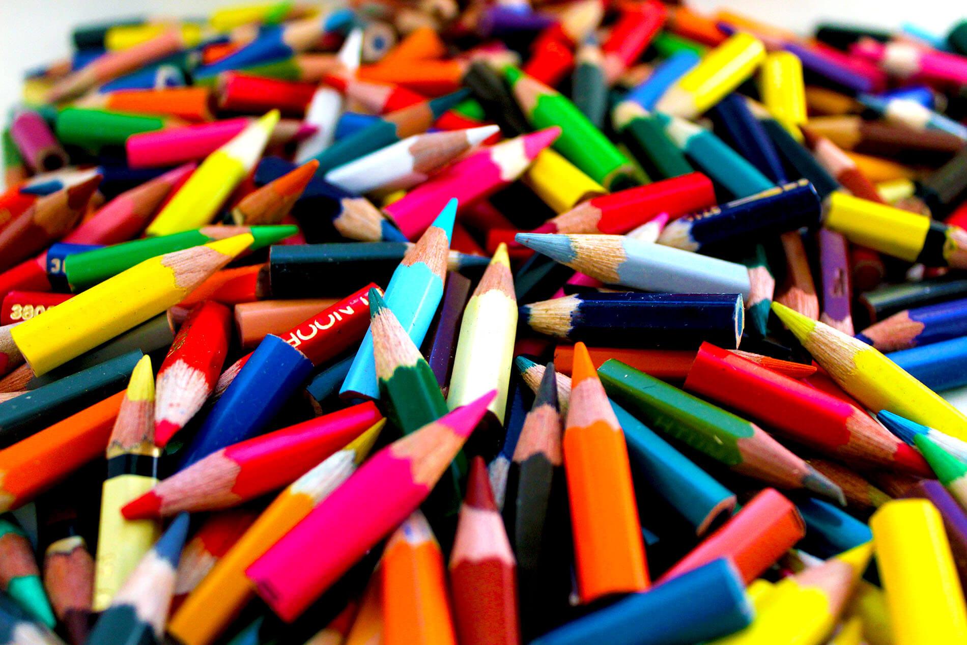 Špačkoš - Recyklujeme pastelky!
